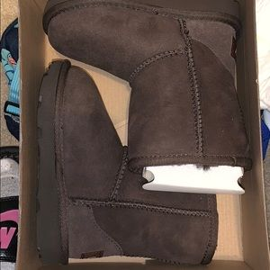 Ugg boots, never worn.
